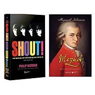 Combo Tủ Sách Âm Nhạc Cho Bạn Mozart + Shout The Beatles Hơi Thở Thời Đại Của Thế Kỷ 20 thumbnail