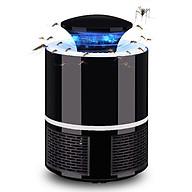 Máy bắt muỗi và diệt côn trùng UV LED Mosquito Killer - Light Controll cao cấp (đen) tặng kèm 2 gương mini thumbnail