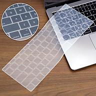 Miếng Lót Phủ Bàn Phím Màu Trong Suốt Cho Macbook (US) thumbnail