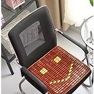 Chiếu trúc lót ghế văn phòng ghế chơi game kt 50 x 50 cm thumbnail