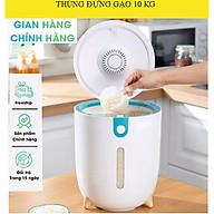 Thùng đựng gạo thông minh tinh tế - Thùng đựng gạo cao cấp chống nước, chống ẩm mốc, chống mối mọt thumbnail
