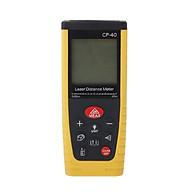 Máy đo khoảng cách màn hình LCD ( Tặng kèm 01 đèn pin bóp tay mini giao ngẫu nhiên ) thumbnail