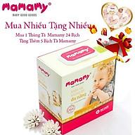 Tã Dán Mamamy Size S54-M46-L42-XL36 1Thùng 24 Bịch thumbnail