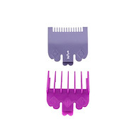 Hair Clipper Combs Guide Kit Plastic Hair Trimmer Guards Attachments Hair Salon Tools thumbnail