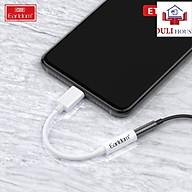 Dây Cáp Chuyển Đổi Lightning Sang jack tai nghe 3.5mm cho iPhone iPad, hỗ trợ mic đàm thoại, chơi game, cần kết nối bluetooth, hàng chính hãng thumbnail