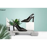 Giày sandals bít mũi phối màu trẻ trung TH8697 thumbnail