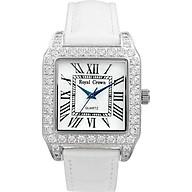 Đồng hồ nữ chính hãng Royal Crown 6104 dây da trắng thumbnail