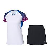 Li-Ning Bộ quần áo cầu lông nữ AATQ028 thumbnail
