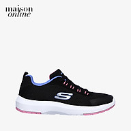 SKECHERS - Giày sneaker trẻ em Dynamic Tread 81364L-BKMT thumbnail