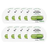 Combo 10 Mặt nạ dưỡng ẩm Banobagi Vita Genic Relaxing Jelly Mask (Vitamin B) 30ml x10 thumbnail