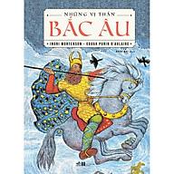 Sách - Những vị thần Bắc Âu (tặng kèm bookmark thiết kế) thumbnail