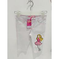 Quần thun dài bé gái Barbie B-5327-98 thumbnail