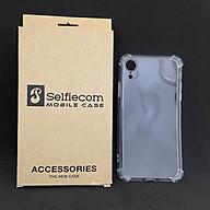 Ốp lưng chống sốc dẻo trong suốt dùng cho iphone XR ( Dày 1,5mm) - Hàng chính hãng thumbnail