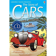 Usborne English Learners Editions The Story of Cars + CD thumbnail