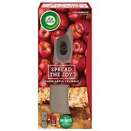 Bộ phun tinh dầu tự động Air Wick Warm Apple Crumble 250ml QT03232 - hương táo đỏ thumbnail