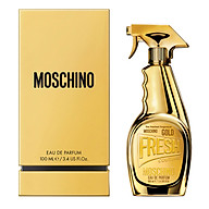 Nước Hoa Nữ Moschino Fresh Gold - Eau De Toilette (100ml) thumbnail
