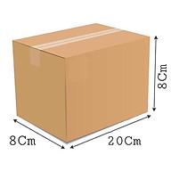 20x8x8 - Combo 20 thùng giấy carto hàng thumbnail