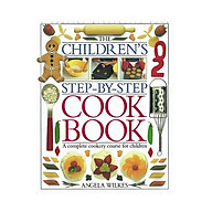 Children s Step-by-Step Cookbook thumbnail