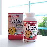 Viên uống tinh dầu hoa anh thảo nội tiết tố phụ nữ David Health Evening Primrose 200 viên thumbnail