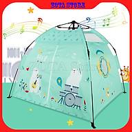 Lều Cho Bé Vui Chơi - Lều Tự Bung Chơi Trong Nhà Hoặc Cắm Trại Cao Cấp Chống Thấm Nước - Lều Cắm Trại Cho Bé - Hàng chính hãng thumbnail