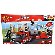 Mô hình Xe cứu hỏa 4175 thumbnail