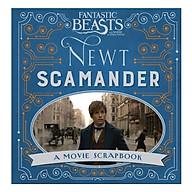 Harry Potter Fantastic Beasts And Where To Find Them (Newt Scamander) (Hardback) Sinh vật huyền bí và nơi tìm ra chúng (English Book) thumbnail