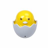 Đèn Ngủ Hình Trứng Gà Màu Vàng Óng Dễ Thương thumbnail