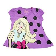 Áo Thun Tay Ngắn Tay Bé Gái Barbie B-5734-08 thumbnail