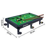 Đồ chơi Bàn Bida bi a Mini size trung và lớn - Full Phụ Kiện chơi vui thumbnail