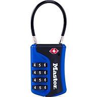 Khóa vali du lịch Master Lock có TSA 4697D thumbnail