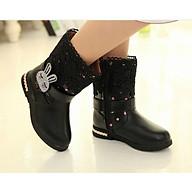 Giày boot ống cổ cao thỏ con SC004 thumbnail