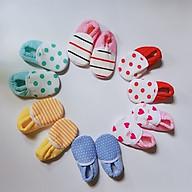 Set 5 Đôi Giày Tập Đi Cho Bé thumbnail
