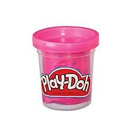 Đồ chơi đất sét Hộp bột cốm Playdoh màu hồng PLAYDOH B3423A PK thumbnail