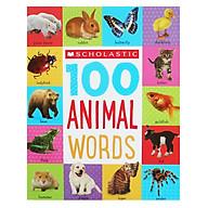Scholastic 100 Animal Words thumbnail