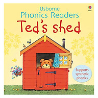 Usborne Ted s shed thumbnail