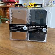 Bao da iPhone 6 Plus 6S Plus Nuoku da đẹp - hàng chính hãng thumbnail