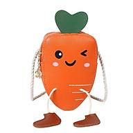 [KÈM VIDEO] Túi xách cà rốt dành cho bé gái TXCAROTCAM thumbnail