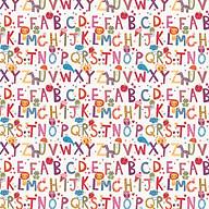 Giấy dán tường Hàn Quốc chữ cái 001-1gk thumbnail