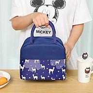 Túi đựng hộp cơm giữ nhiệt lót bạc - TGN thumbnail