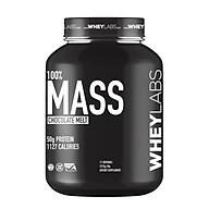 Sữa hỗ trợ tăng cân an toàn Wheylabs Mass hũ 7lbs (3.1kg) thumbnail