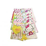 Combo 10 quần chíp đùi bé gái hàng xuất chất đẹp ZQC007 thumbnail