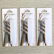 Dũa Bóng Móng Thủy Tinh Hàn Quốc Glass (bộ 3 cái) thumbnail