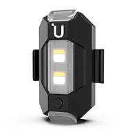 Ulanzi Drone Strobe Light Flashing Light 3 Colors Slow Fast Flashing Anti-collision Light with Built-in 110mAh Battery thumbnail