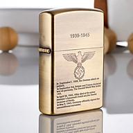 Hột Quẹt Bật Lửa Xăng Đá Z9712C Thiết Kế Đẹp Độc Lạ Hình Thuyền Buồm - Dùng Xăng Bấc Đá Cao Cấp thumbnail