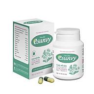 Viên Uống Esunvy - Thanh nhiệt, giải độc - Giảm mụn trứng cá, hạn chế vết thâm - Hộp 30 viên nang thumbnail
