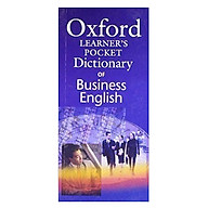 Oxford Learners Pocket Dictionary of Business English Essential Business Vocabulary In Your Pocket thumbnail