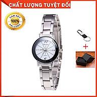 Đồng hồ nữ cao cấp_ Tặng móc đeo khóa thumbnail