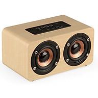 Loa nghe nhac mini cao cấp kết nối Bluetooth - Hàng nhập khẩu thumbnail