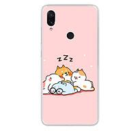 Ốp lưng dẻo cho điện thoại Xiaomi Redmi Note 7 - 0047 SLEEP - Hàng Chính Hãng thumbnail