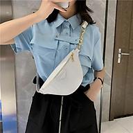 Túi đeo hông Giả Da Cá Sấu Thời Trang Nữ Tính 100 thumbnail